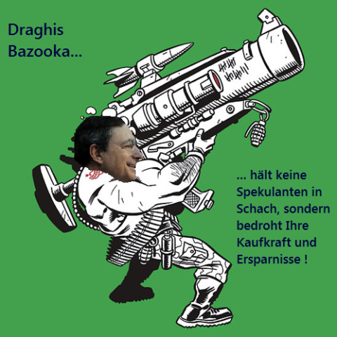 Draghis-Bazooka