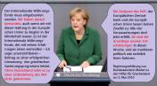 Merkels Märchenstunde