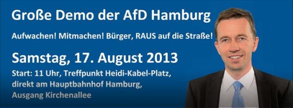 Demo-Hamburg