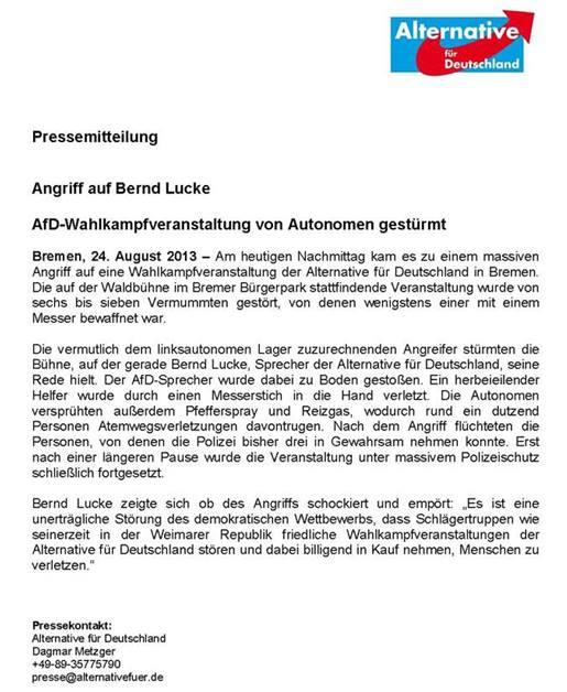 Pressemitteilung-Angriff-Bremen