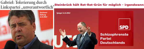 SPD-schizophren