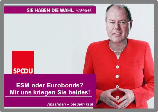 SPD-Steinbrueck-Plakat