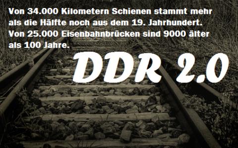 DDR-2-0-Schienen