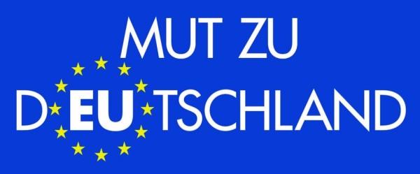 Mut zu Deutschland