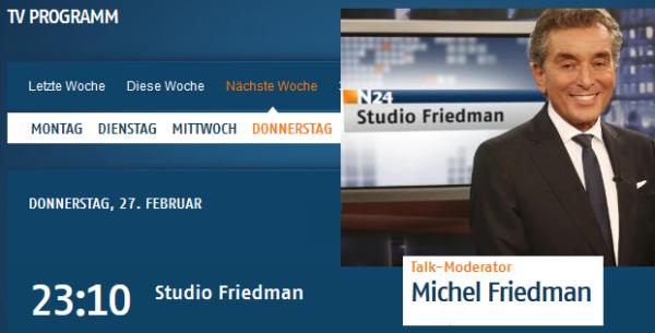 Studio-Friedman