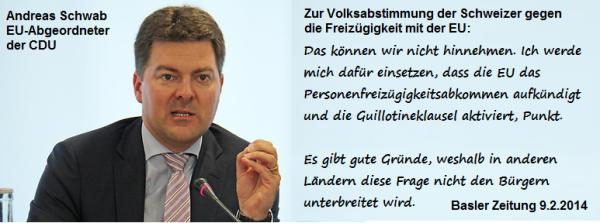 Zitat Andreas Schwab