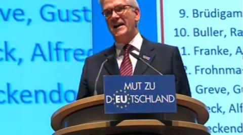 Herr Greve aus Berlin kandidiert als Beisitzer