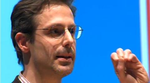 Marcus Pretzell, Jurist aus Bielefeld und Europakandidat, ist einer der neuen Beisitzer